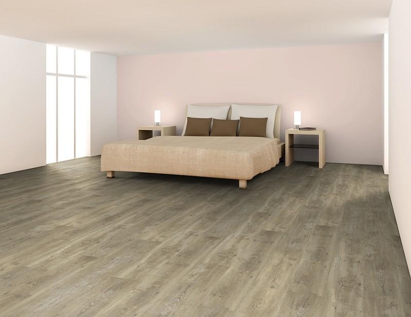 klick vinyl eiche rustikal hellbraun lan woodi24. Black Bedroom Furniture Sets. Home Design Ideas