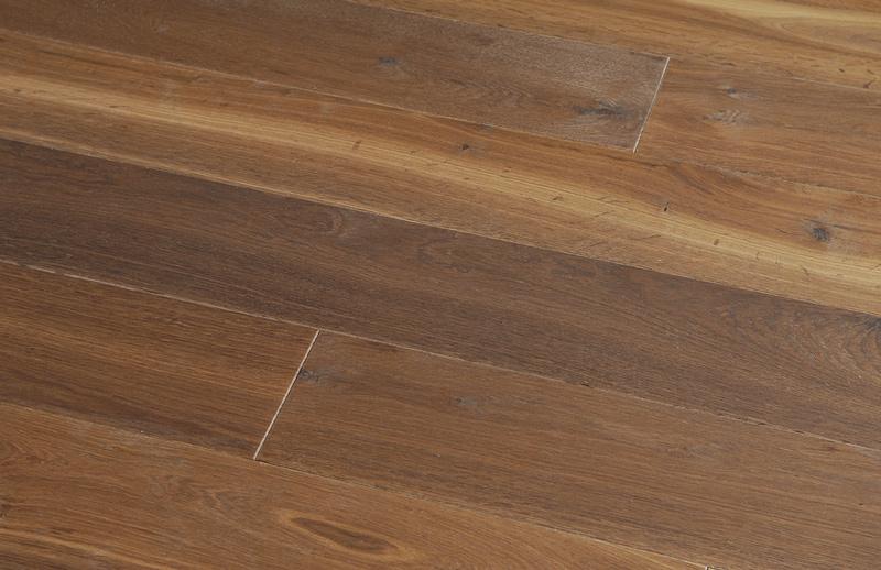 Holzdiele Eiche massivholzdiele eiche angeräuchert natur 20 mm woodi24