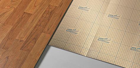 Extrem Trittschalldämmung für Klick-Vinyl | woodi24 OI62